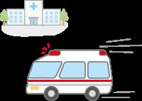 病院などへの入院・退院